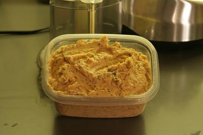 Low-Salt Hummus