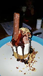 Freakshake Cake