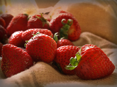 Fresh Strawberries  Order Code: B46