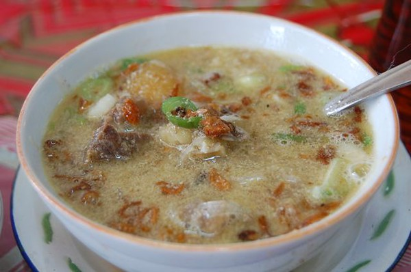 Sop saudara is one of 23 Indonesian foods you need to try, discover what makes this soup so good and the other food in Indonesia you need to try.