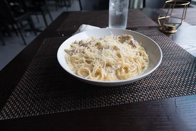 A Mountain of Pasta