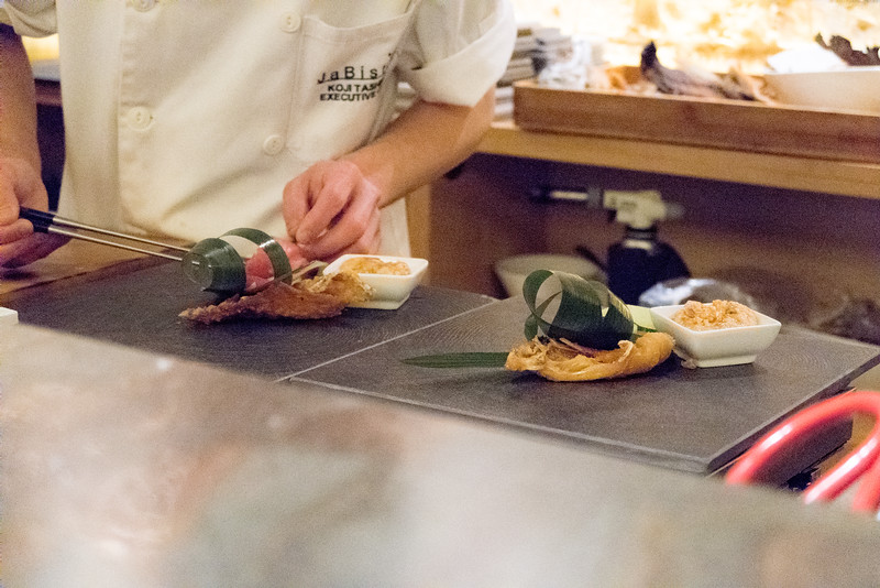 Christopher Luk - JaBistro Japanese Restaurant Koji Tashiro - March 2015 009