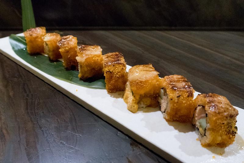 Christopher Luk - JaBistro Japanese Restaurant Koji Tashiro - March 2015 014