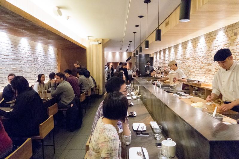 Christopher Luk - JaBistro Japanese Restaurant Koji Tashiro - March 2015 006