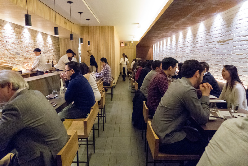 Christopher Luk - JaBistro Japanese Restaurant Koji Tashiro - March 2015 007