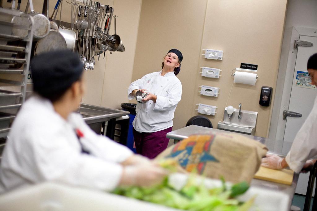 Heather Langlois - Community Kitchen Director