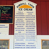 Kimball Farm, on Route 70 in Lancaster, opened Thursday to started serving ice cream for the new season. Here is a list of their flavors. SENTINEL & ENTERPRISE/JOHN LOVE