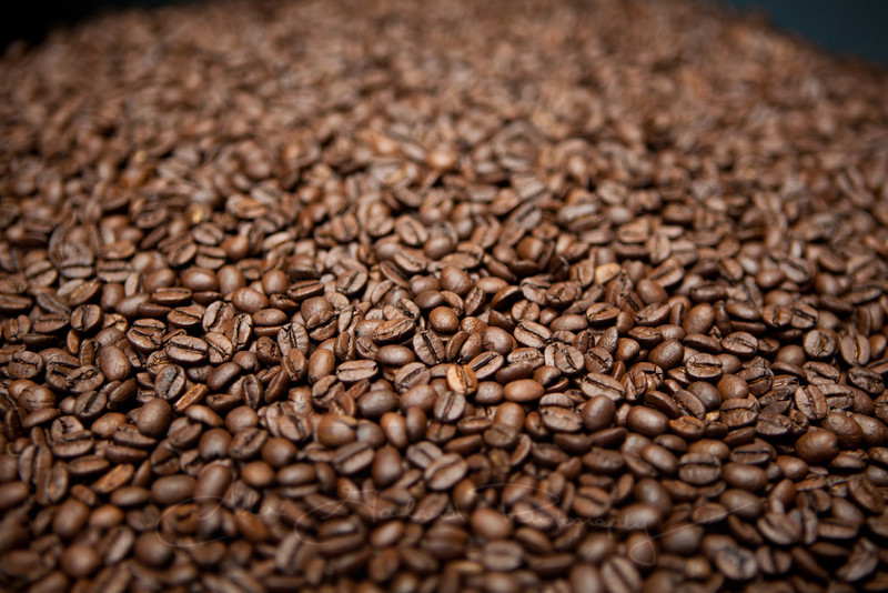 Imagine the smell of freshly roasted coffee