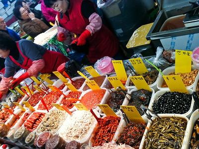 Traditional Market, jeokgal