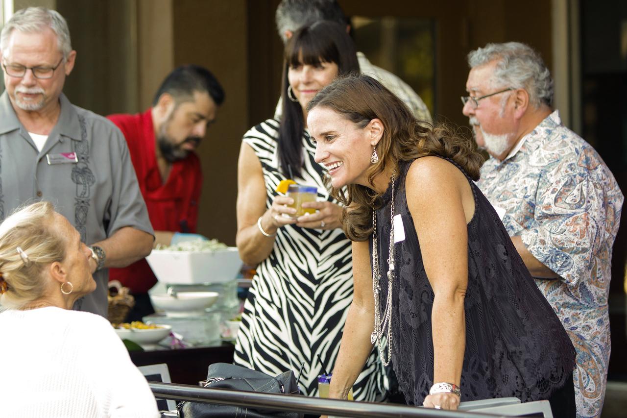 during the grand opening held La Cosecha Restaurant in Ventura, California, U.S., on Tuesday, Jul, 25, 2017. Photographer: TROY HARVEY © 2017