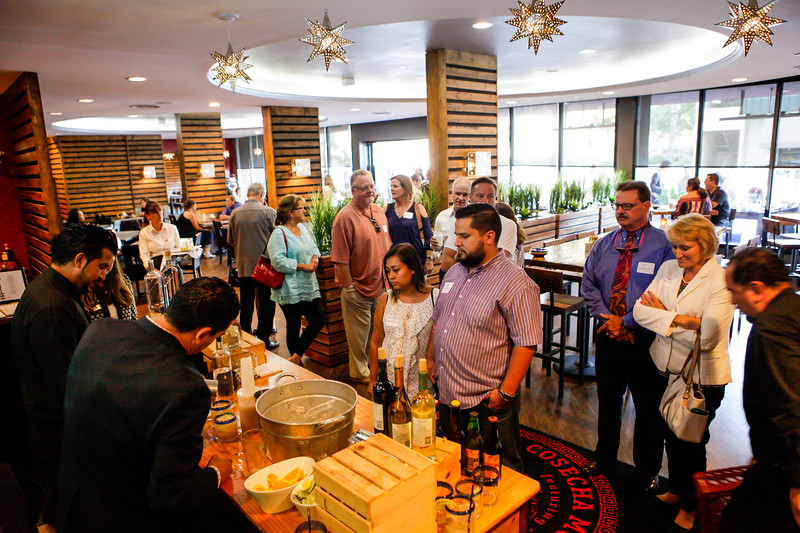 during the grand opening held La Cosecha Restaurant in Ventura, California, U.S., on Tuesday, Jul, 25, 2017. Photographer: TROY HARVEY © 2017