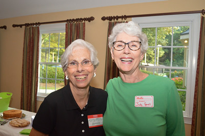 Mary Ruth Zehrung & Judy Spruill
