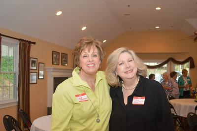 Linda Sweeney & Robin Stanford