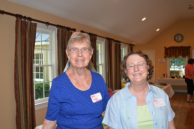 Marge Blessing & Judy Gordon