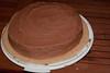 Jotenkin tuli johonkin väliin mieleen, että miksei mokkapala-ainetta voisi tehdä kakkuvuokaan. väliin voi laittaa kivasti hilloa.