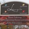 Thanksgiving type menu items being prepared at Lenzi's.  (SUN/Julia Malakie)