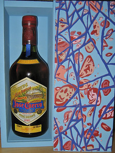 Jose Cuervo Reserva De La Familia (No. 01627 20-VI-08) - From Alex's 2008 Summer School Trip