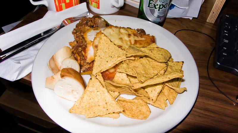"""""""Mexican Night"""" OT dinner at Framestore."""