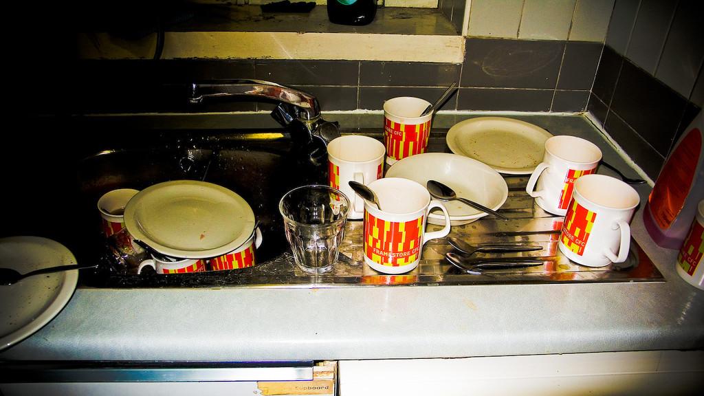 Framestore Sink, Soho