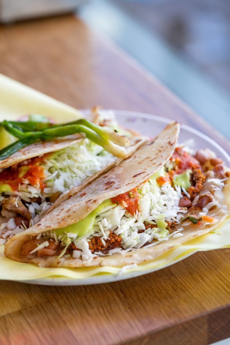 Sonoratown serves some of the best tacos in LA and are on dineL.A.'s Taco Trek.