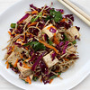 Loves Food, Loves to Eat: Spicy Sesame Soba Salad with Baked Tofu