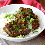 Pressure Cooker Asian-Style Boneless Short Ribs Recipe