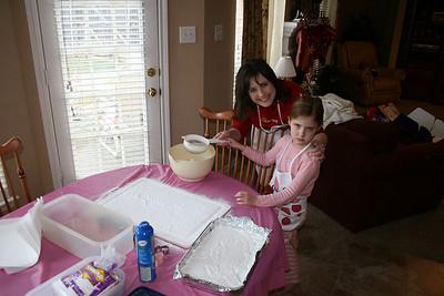Making Marshmallows December 2008