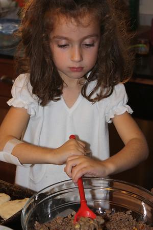 Making Meatpies (November 2010)