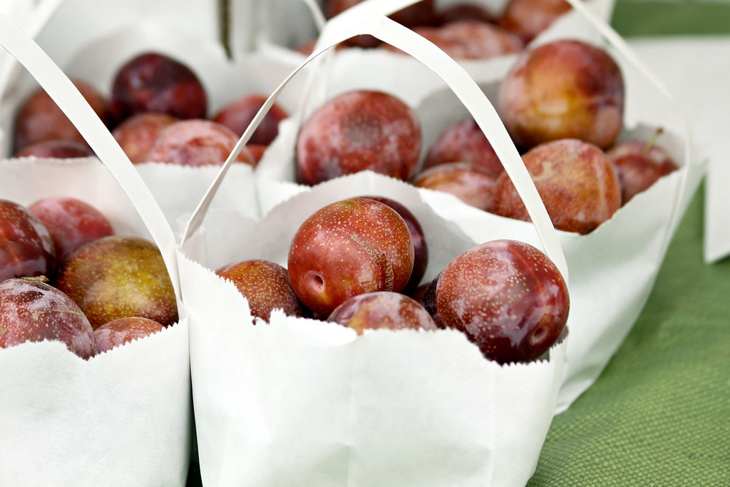 Bags of Plums