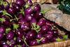 110212 - 7703 Eggplants - Farmers Market -  Coral Gables, FL