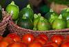 110212 - 7727 Round Zucchini - Farmers Market -  Coral Gables, FL