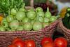 110212 - 7726 Round Zucchini - Farmers Market -  Coral Gables, FL