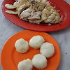 The famous Chicken Rice Ball & Boiled Chicken @ Kedai Kopi Chung Wah. This is a must have when you are in Malacca.