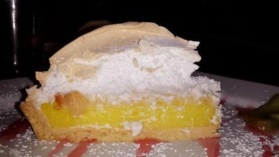Lemon Meringe Pie