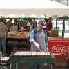 Alpine men making my sausages. All mine.