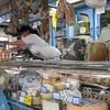 Market stall near St Agostino metro station.