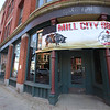 Mill City BBQ at its new location at 11 Kearney Square in Lowell. (SUN/Julia Malakie)