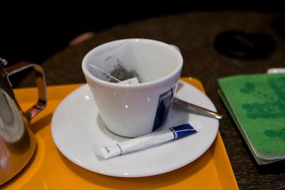 tea in Paris