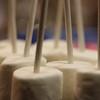 Marshmallow pops.