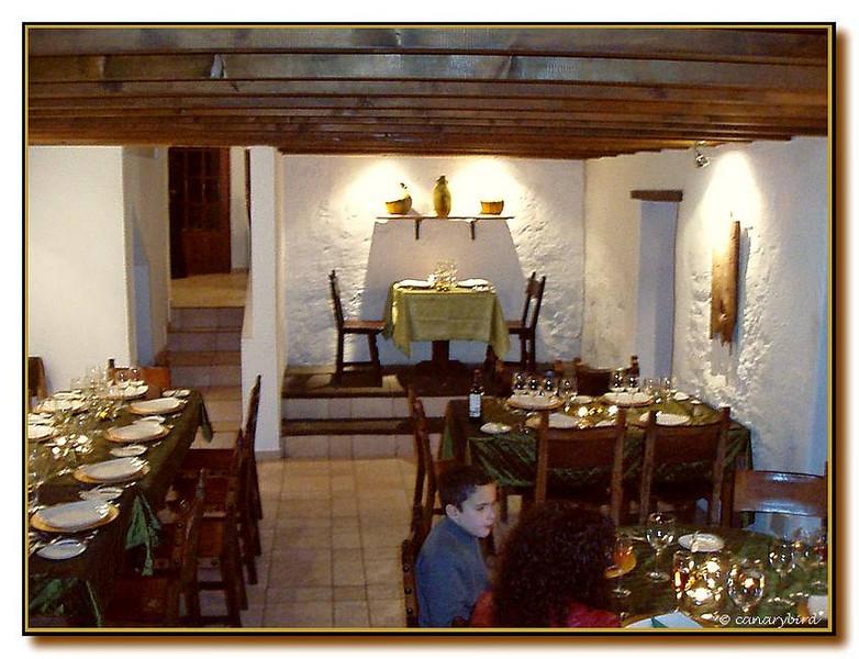 Restaurante La Sabina