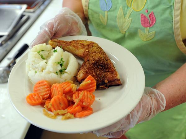 Longmont Senior Center Mothers' Day Dinner