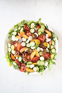 MMCooks viniagrette arugula salad-02434