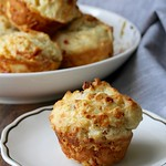 Bacon and Gruyère Muffins