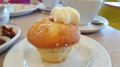 Victoria Sponge Muffin