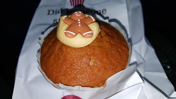 Gingerbread Muffin
