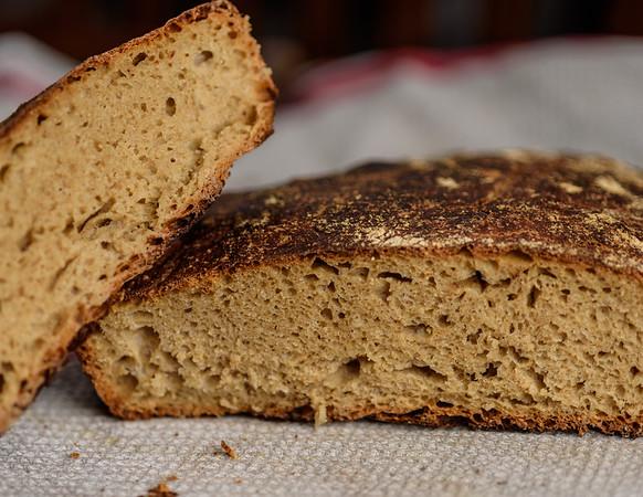 90% Whole Wheat bread