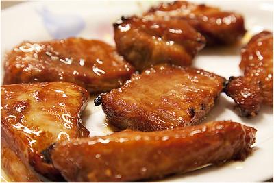 BBQ pork  蜜汁叉燒