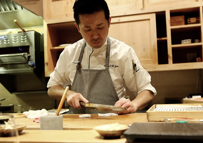 Sushi Chef Ngai-san