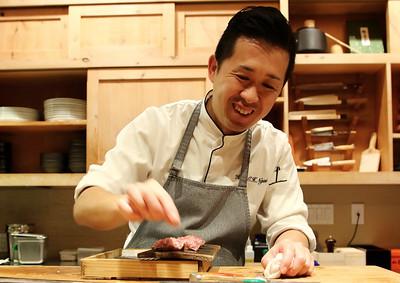 Sushi Chef Ngai