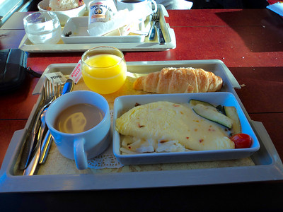 Jalapeno Havarti Omelette